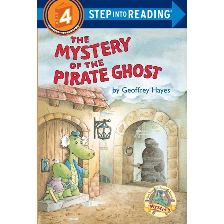 The Mystery of the Pirate Ghost : An Otto & Uncle Tooth Adventure