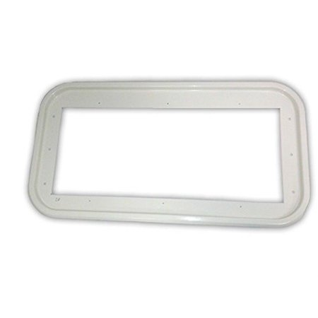 Recessed Flange (6 Gallon Colonial White Recessed Flange)