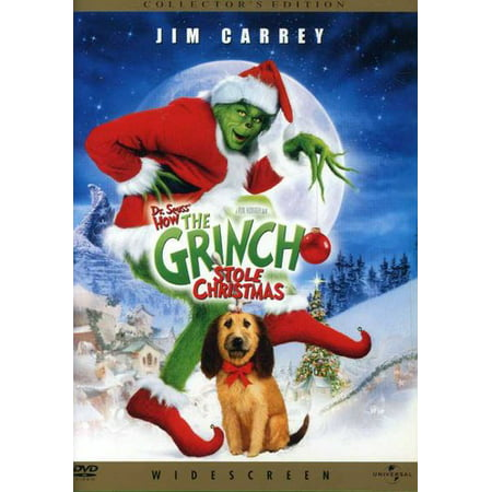 Dr. Seuss' How the Grinch Stole Christmas (DVD)