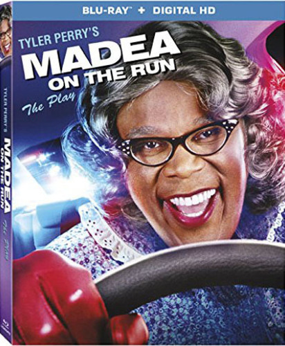 Tyler Perry's Madea On The Run (Play) (Blu-ray)