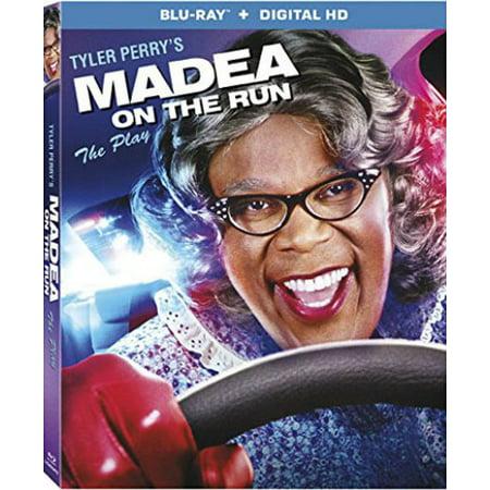 Tyler Perrys Madea On The Run  Play   Blu Ray