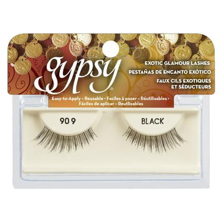 GYPSY LASHES False Eyelashes - 909 Black