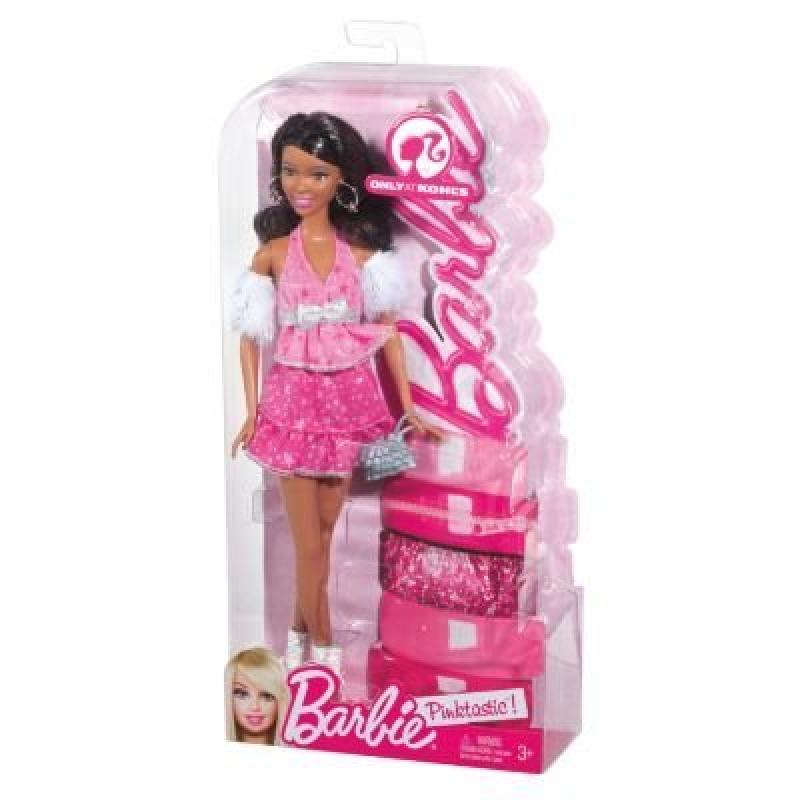 Pinktastic Barbie Doll - Nikki