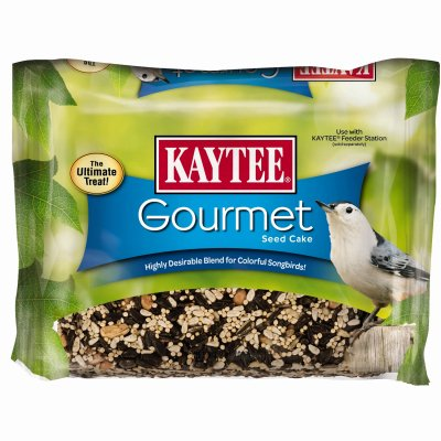 Kaytee Gourmet Wild Bird Seed Cake Wild Bird Food, 2