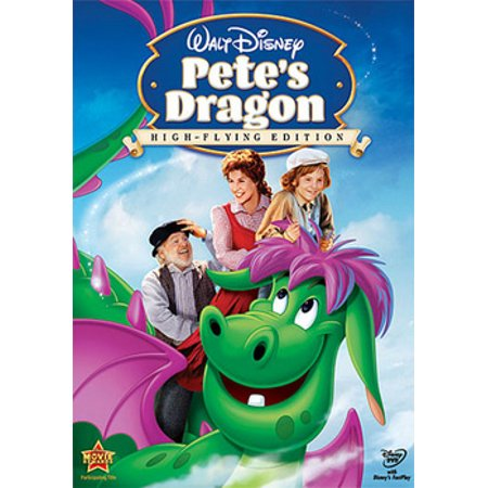 - Pete's Dragon (High-Flying Edition) (DVD)