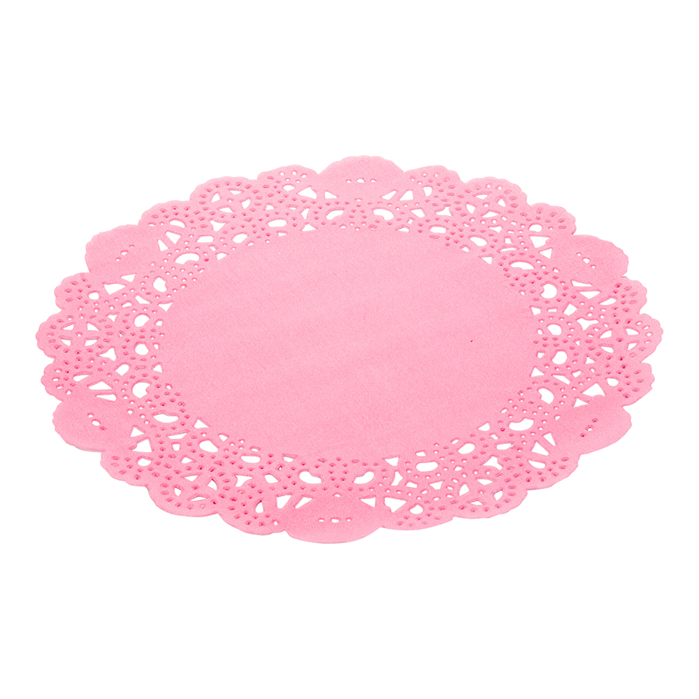 16 or 20 paper doilies