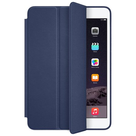 For New iPad 2017 version A1822 Leather Smart Case Tablet Cover Wake Protector ()