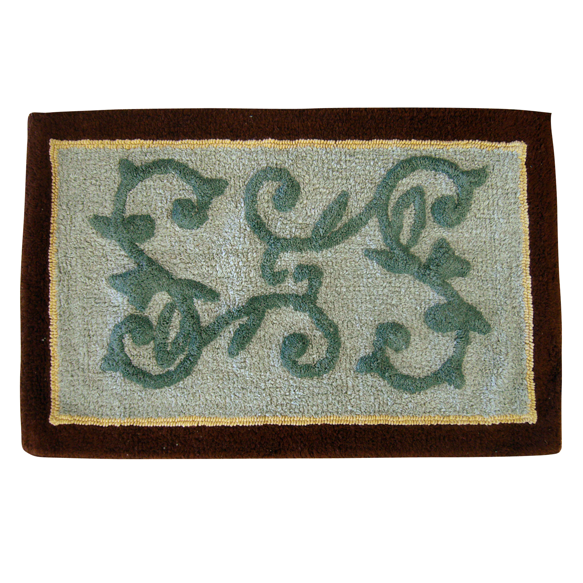 Mainstays Butterfly Blessing Decorative Bath Collection - Bath Rug
