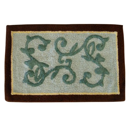Mainstays Butterfly Blessing Bath Rug 1 Each