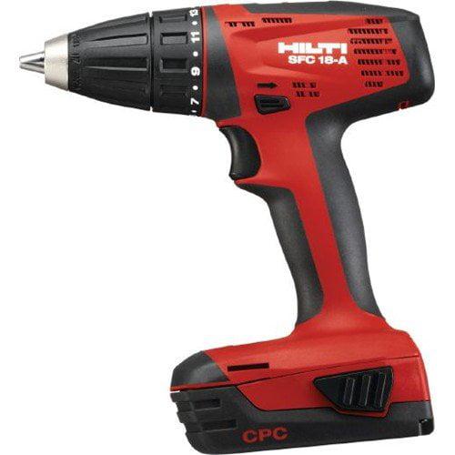 HIlti 3475157 Compact drill/driver SFC 18-A cordless systems / 1 pc