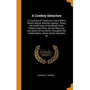 A Cowboy Detective (Hardcover)