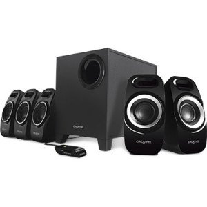 Creative Inspire T6300 5.1 Speaker System 50W RMS