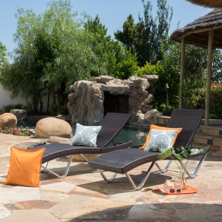 San Jose Chaise Lounge (KD) (2 pack) ()