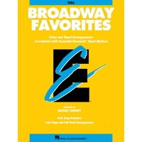 Essential Elements Broadway Favorites: Tuba (B.C.) (Paperback)