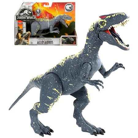 Allosaurus Dinosaur Jurassic World Fallen Kingdom Posable Figure 6