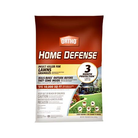 (Ortho Home Defense Insect Killer for Lawns Granules, 10-Lbs.)