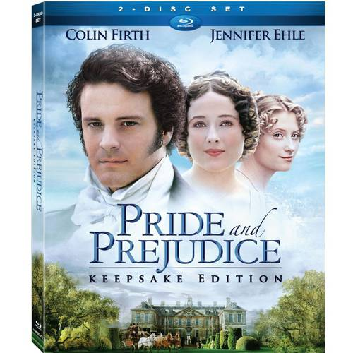 Pride & Prejudice: Keepsake Edition (Blu-ray)