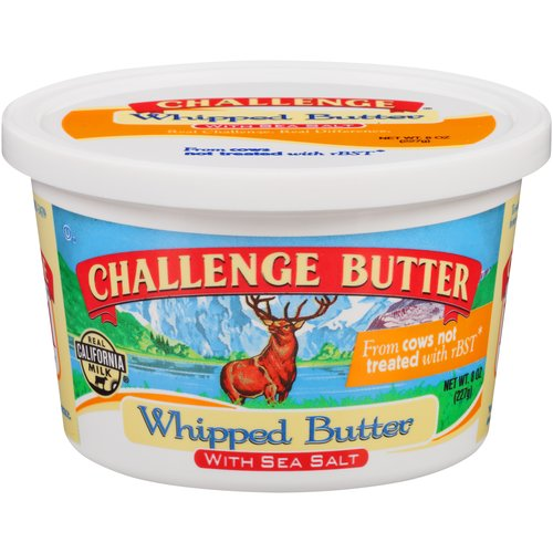 Challenge Whipped Butter, 8 oz