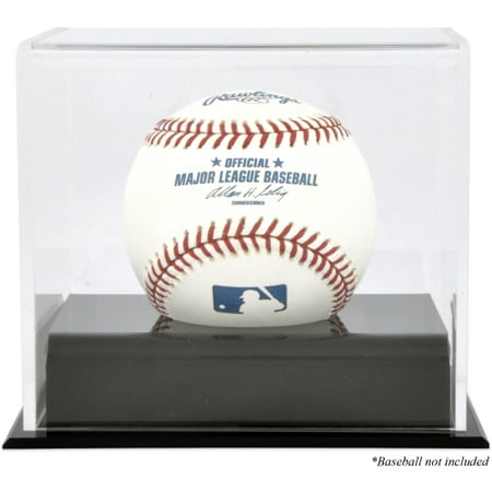 Fanatics Authentic Baseball Cube Display Case - No (Baseball Display Cube)