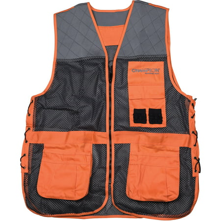Champion Adjustable Trap Vest (Sporting Clay Shooting Vest)