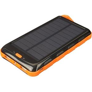 Tough Tested Solar 15,000mAh Dual USB Battery Pack