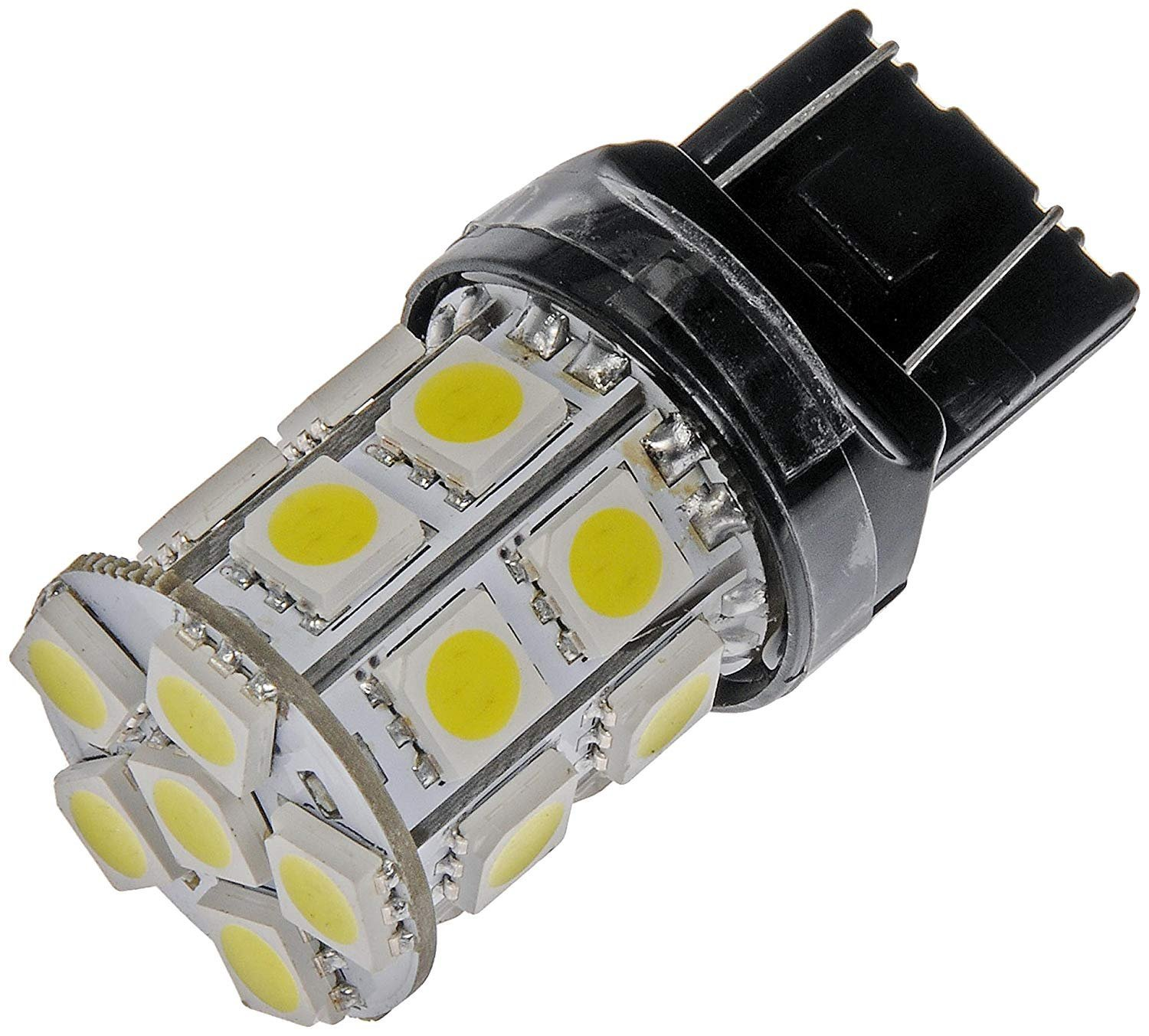 Motormite 7443W-SMD Tail Light Bulb For Acura CL, CSX, EL
