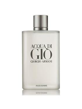 Giorgio Armani Acqua Di Gio Cologne for Men, 6.7 Oz