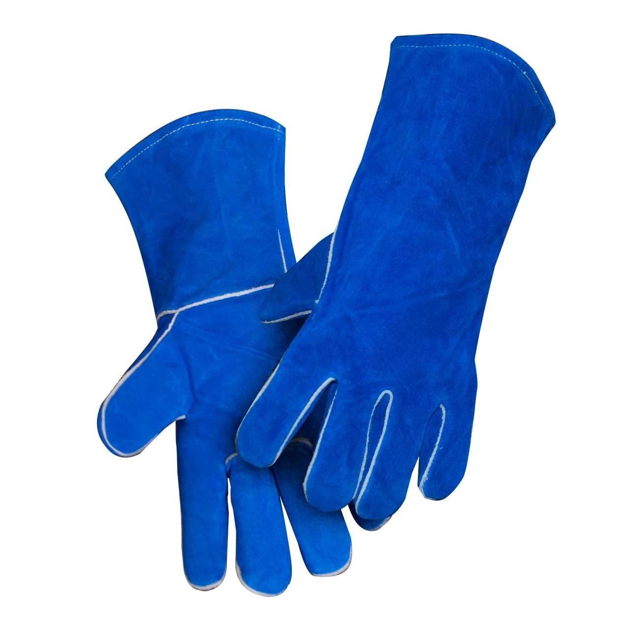 Tillman 1105W Women's Select Split Cowhide Welding Gloves, X-Small