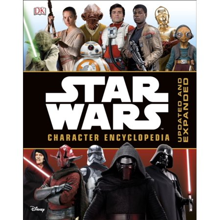 Star Wars Character Encyclopedia Updated Edition (Hardcover)](List Of Star Wars Characters)