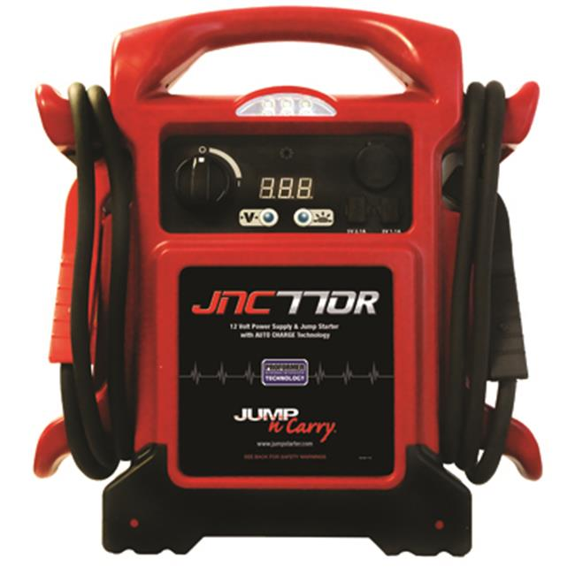 Clore Automotive JSJNC770R Premium 12V Jump Starter & Power Supply
