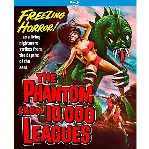 Phantom From 10,000 Leagues (Blu-ray) (Widescreen)