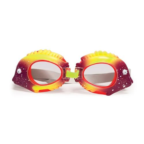 Fish Animal Frame Swimming Pool Goggles for Children by Swim Central