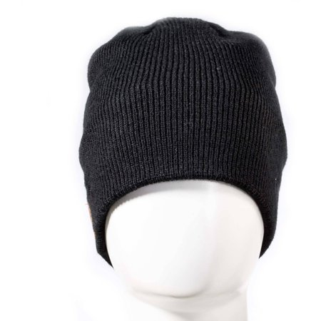 Tenergy 52400 Bluetooth Basic Knit Beanie, Black
