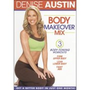 Denise Austin: Body Makeover Mix (Full Frame) by Trimark Home Video
