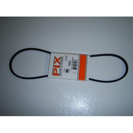 166060 Replacement belt made with Kevlar. For , Poulan, Husqvarna, Wizard, More. By