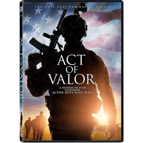 Act Of Valor (Widescreen)