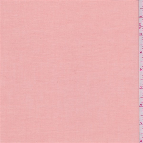 Peach Cotton Lawn Fabric By The Yard