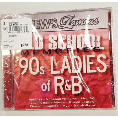 Drew's Famous Old School Memories: '90S Ladies of R&B - 90s School Supplies