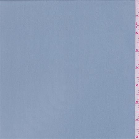 Spa Blue Silk Chiffon, Fabric By the Yard