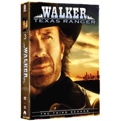 Walker, Texas Ranger: The Complete Third Season (Full Frame)