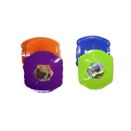 Nickelodeon 2 Piece Lunch Box Sandwich Set TMNT Best Birthday Gift Idea For Boys