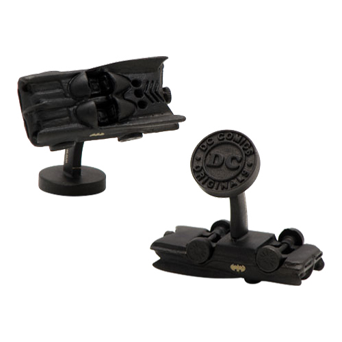 Men's Cufflinks Inc DC Comics Classic Batmobile Cufflinks