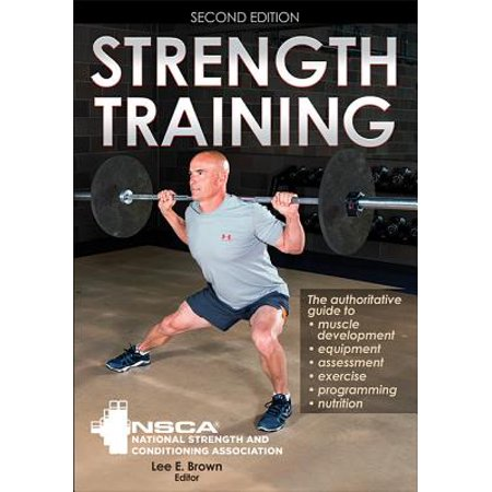 Strength Training (Nsca Essentials Of Strength Training And Conditioning)