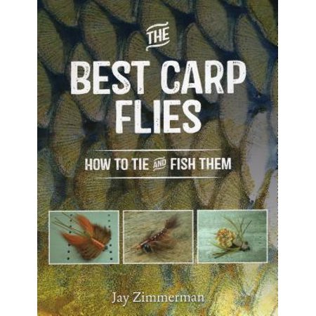 Best Carp Flies: How to Tie and Fish Them