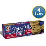 Little Debbie Chocolate Chip Crme Pies 10. 63 oz (4 - pack)