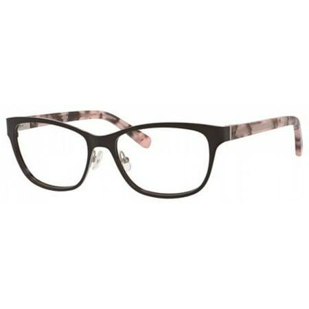 Bobbi Brown BBR TheKylie Eyeglasses 0QVG Brown Silver