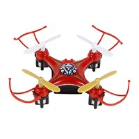 Marvel Avengers Iron Man Micro Drone 4.5-Channel 2.4GHz RC Quadcopter