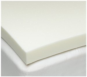 Twin Xl 4 Inch Isocore 3 0 Memory Foam Mattress Pad Bed