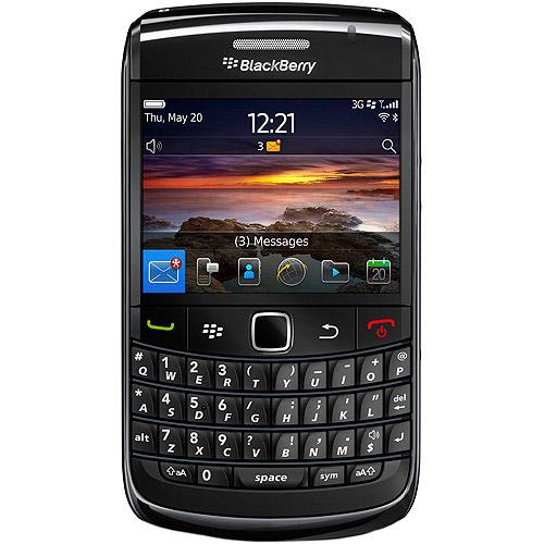 BlackBerry Bold 9780 GSM Cell Phone, Black (Unlocked)