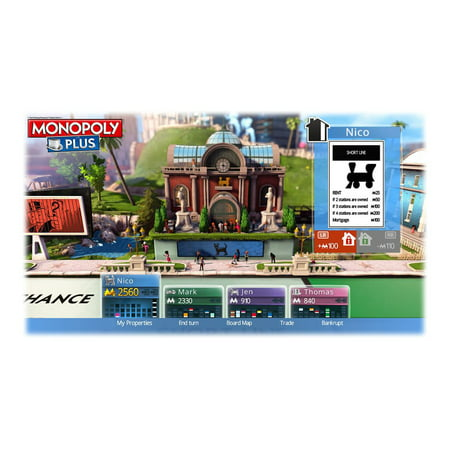Ubisoft Monopoly Family Fun Pack - Board Game - PlayStation 4